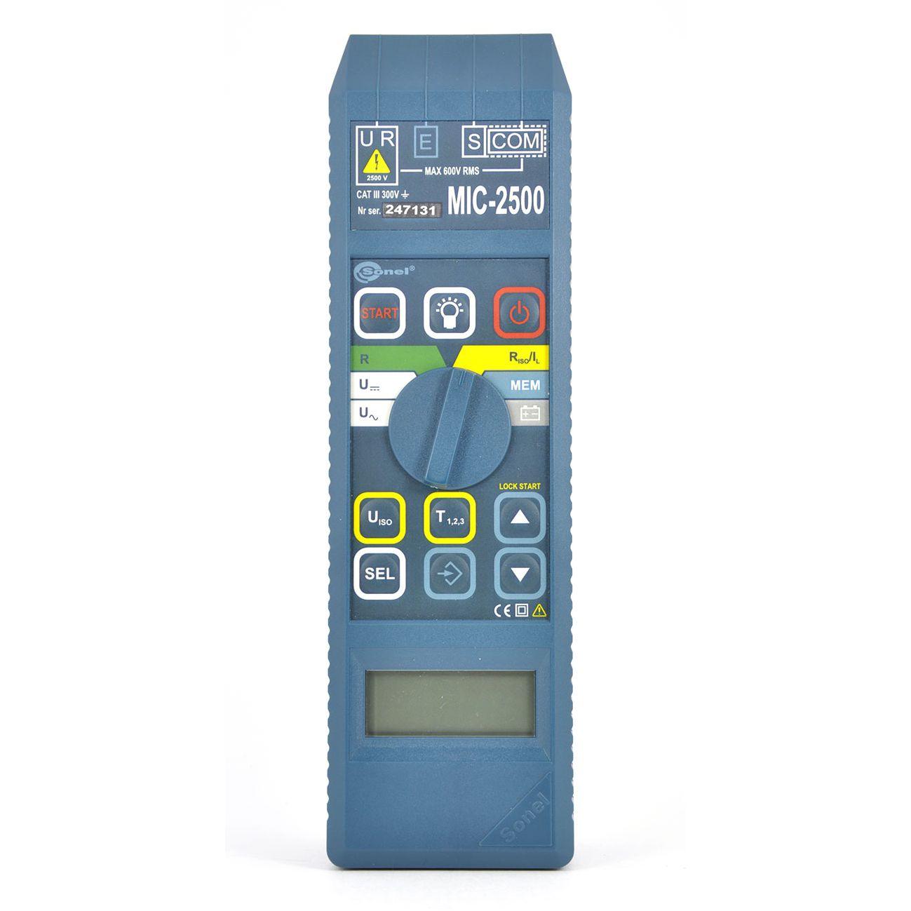 MIC-2500